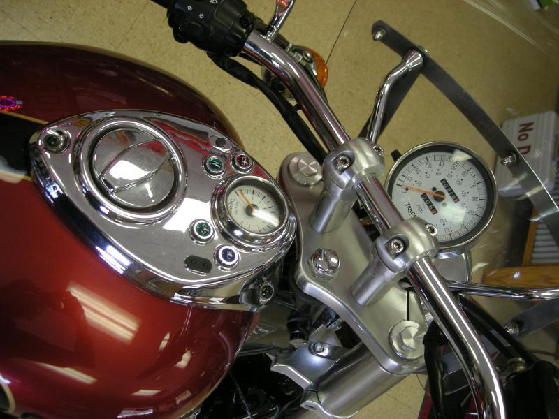 2007 Triumph Speedmaster  - Clarksburg WV