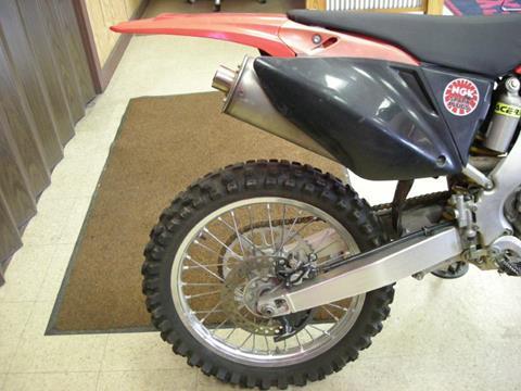 2004 Honda CRF250X