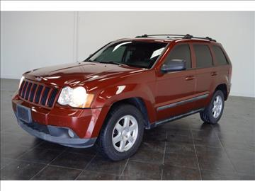 2008 Jeep Grand Cherokee for sale in Houston, TX