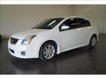 2012 Nissan Sentra for sale in Houston, TX