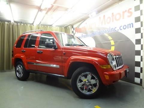 2005 Jeep Liberty for sale at Premium Motors in Villa Park IL