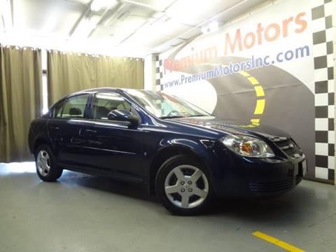 2008 Chevrolet Cobalt for sale at Premium Motors in Villa Park IL