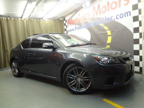 2011 Scion tC for sale at Premium Motors in Villa Park IL