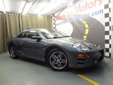 2004 Mitsubishi Eclipse for sale at Premium Motors in Villa Park IL