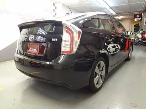 2013 Toyota Prius Persona Series SE 4dr Hatchback In Villa