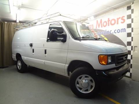 2007 Ford E-Series Cargo for sale at Premium Motors in Villa Park IL