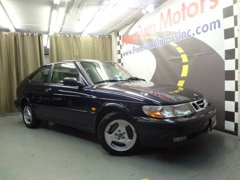 1999 Saab 9-3 for sale at Premium Motors in Villa Park IL
