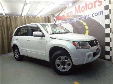 2007 Suzuki Grand Vitara for sale at Premium Motors in Villa Park IL