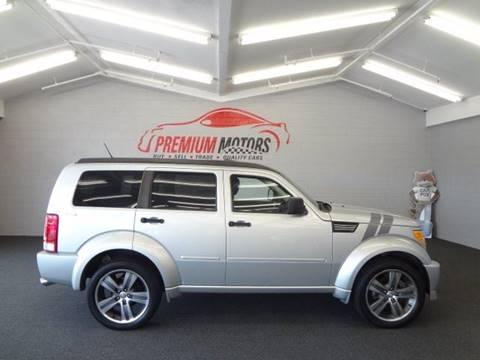 2011 Dodge Nitro for sale at Premium Motors in Villa Park IL