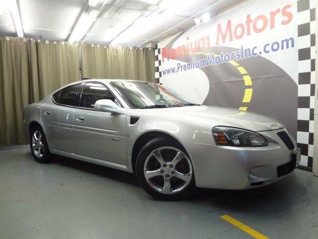 2007 Pontiac Grand Prix Gxp >> 2007 Pontiac Grand Prix Gxp 4dr Sedan In Villa Park Il