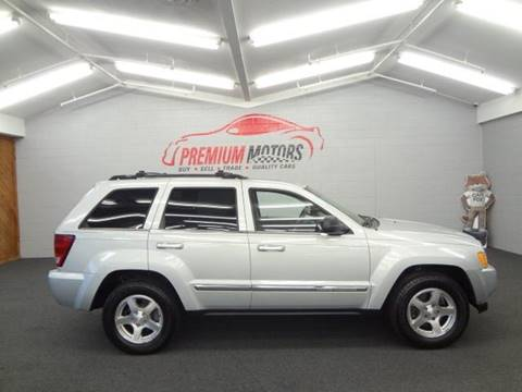 2006 Jeep Grand Cherokee for sale at Premium Motors in Villa Park IL