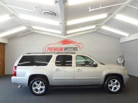 2007 Chevrolet Suburban for sale at Premium Motors in Villa Park IL