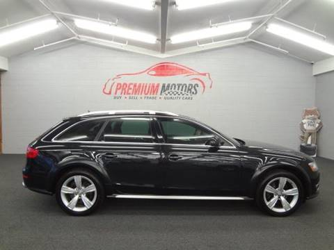 2013 Audi Allroad for sale at Premium Motors in Villa Park IL