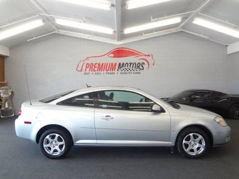2009 Chevrolet Cobalt for sale at Premium Motors in Villa Park IL