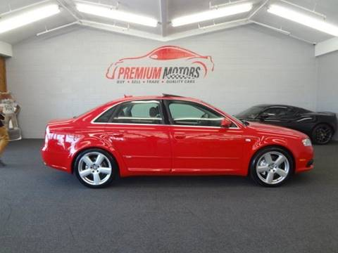 2006 Audi A4 for sale at Premium Motors in Villa Park IL