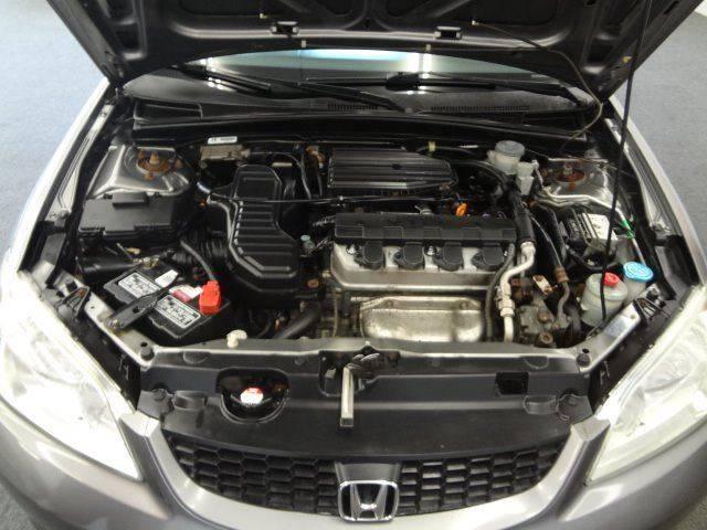 2005 Honda Civic Ex Special Edition 2dr Coupe In Villa Park Il