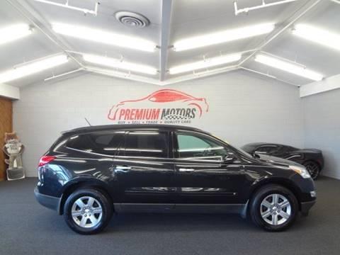 2010 Chevrolet Traverse for sale at Premium Motors in Villa Park IL