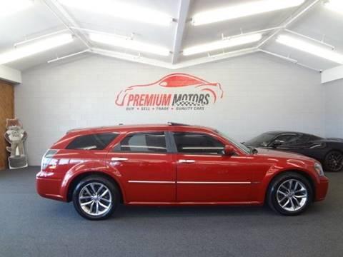 2007 Dodge Magnum for sale at Premium Motors in Villa Park IL