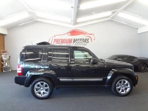 2009 Jeep Liberty for sale at Premium Motors in Villa Park IL