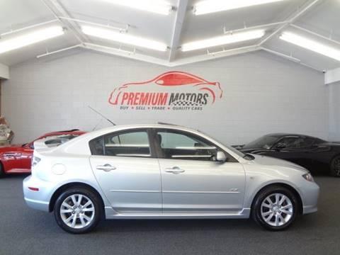 2009 Mazda MAZDA3 for sale at Premium Motors in Villa Park IL