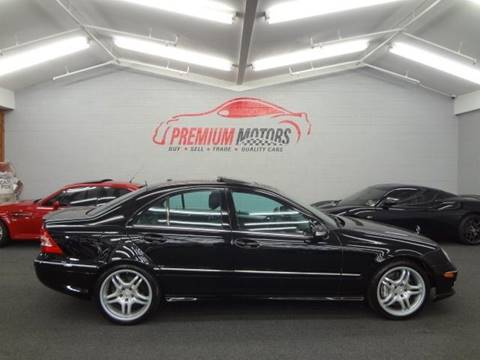 2006 Mercedes-Benz C-Class for sale at Premium Motors in Villa Park IL