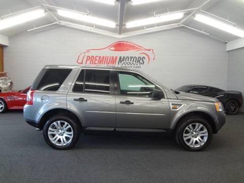 2008 Land Rover LR2 for sale at Premium Motors in Villa Park IL