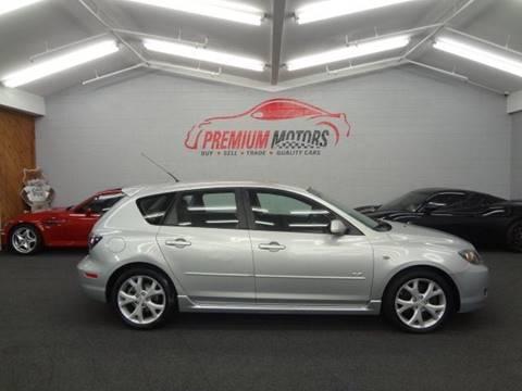 2008 Mazda MAZDA3 for sale at Premium Motors in Villa Park IL