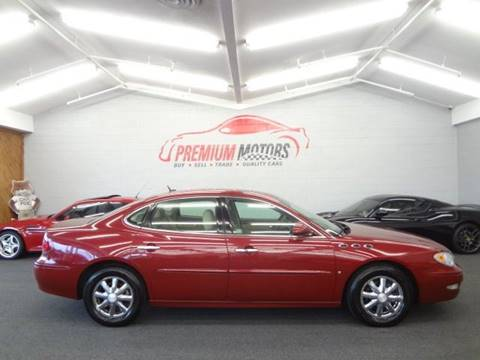 2006 Buick LaCrosse for sale at Premium Motors in Villa Park IL