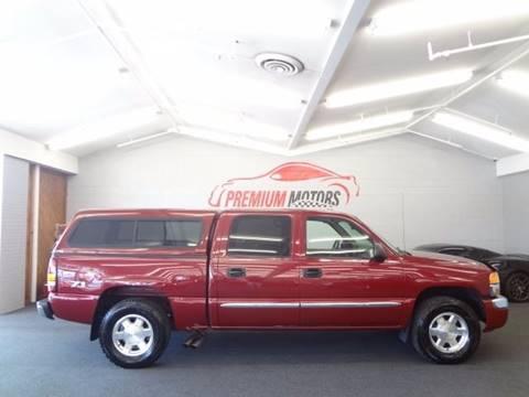 2004 GMC Sierra 1500 for sale at Premium Motors in Villa Park IL