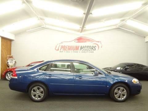 2006 Chevrolet Impala for sale at Premium Motors in Villa Park IL