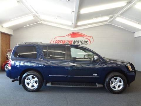 2006 Nissan Armada for sale in Villa Park, IL