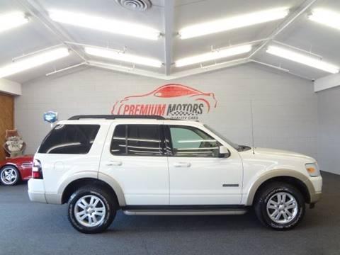 2008 Ford Explorer for sale at Premium Motors in Villa Park IL