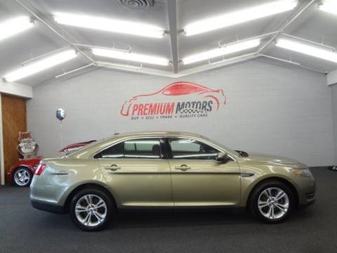 2013 Ford Taurus for sale at Premium Motors in Villa Park IL