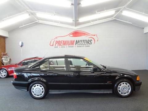 1996 BMW 3 Series for sale at Premium Motors in Villa Park IL