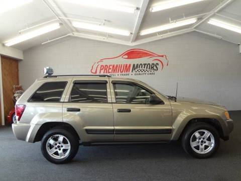 2005 Jeep Grand Cherokee for sale in Villa Park, IL