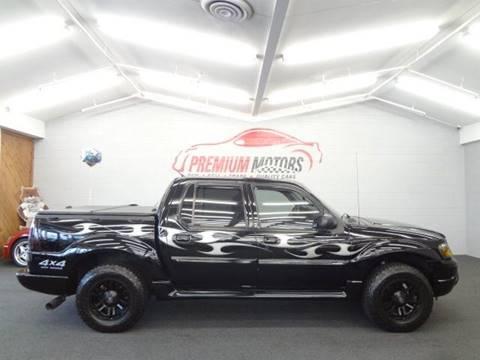 2005 Ford Explorer Sport Trac for sale at Premium Motors in Villa Park IL