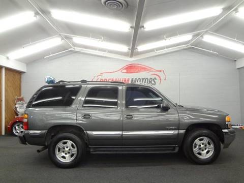 2002 GMC Yukon for sale at Premium Motors in Villa Park IL