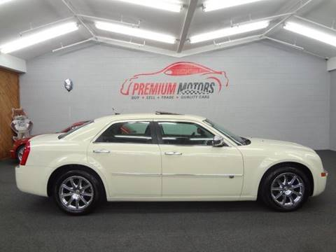 2008 Chrysler 300 for sale at Premium Motors in Villa Park IL