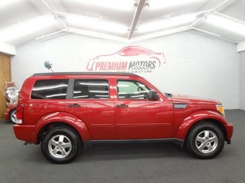 2007 Dodge Nitro for sale at Premium Motors in Villa Park IL