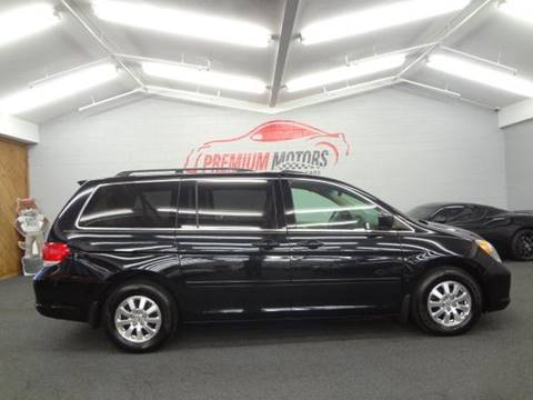 2008 Honda Odyssey for sale at Premium Motors in Villa Park IL