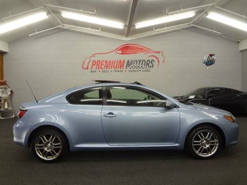 2008 Scion tC for sale at Premium Motors in Villa Park IL