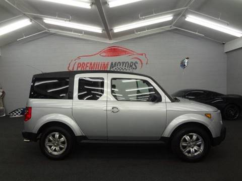 2006 Honda Element for sale at Premium Motors in Villa Park IL