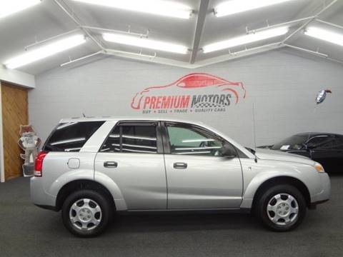 2007 Saturn Vue for sale at Premium Motors in Villa Park IL