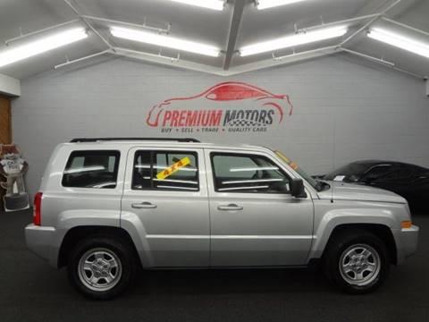2010 Jeep Patriot for sale at Premium Motors in Villa Park IL