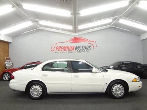 2002 Buick LeSabre for sale at Premium Motors in Villa Park IL