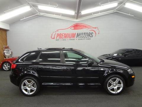 2006 Audi A3 for sale at Premium Motors in Villa Park IL