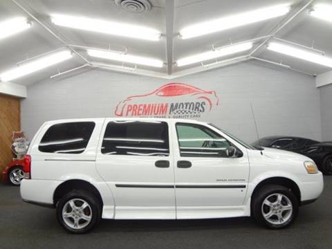 2008 Chevrolet Uplander for sale at Premium Motors in Villa Park IL