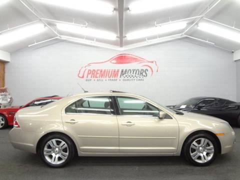 2008 Ford Fusion for sale at Premium Motors in Villa Park IL