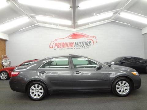 2009 Toyota Camry for sale at Premium Motors in Villa Park IL