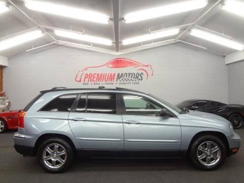2004 Chrysler Pacifica for sale at Premium Motors in Villa Park IL
